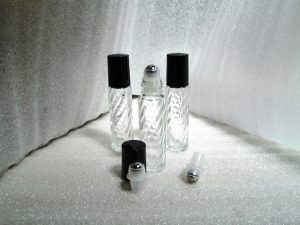 3pc 10ml Swirl Steel